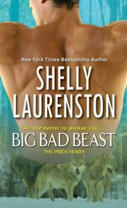 Book Cover for Big Bad Beast, mass market version