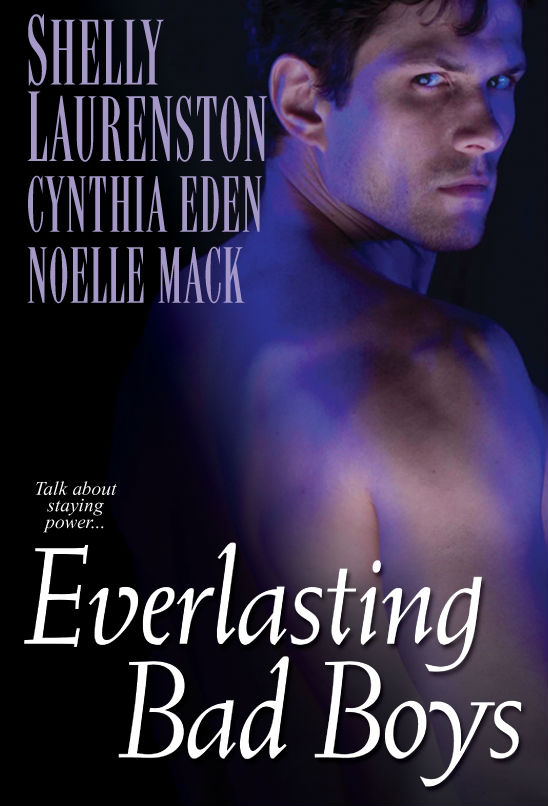 Book Cover for Everlasting Bad Boys Anthology