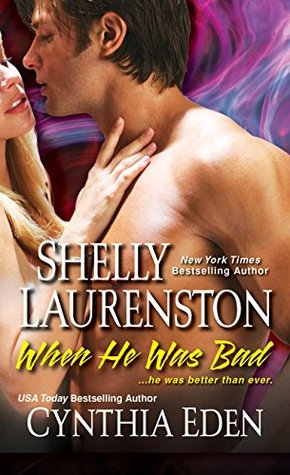 When He Was Bad Mass Market Paperback Cover