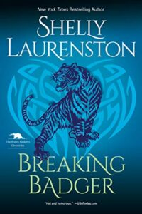 Breaking Badger Cover